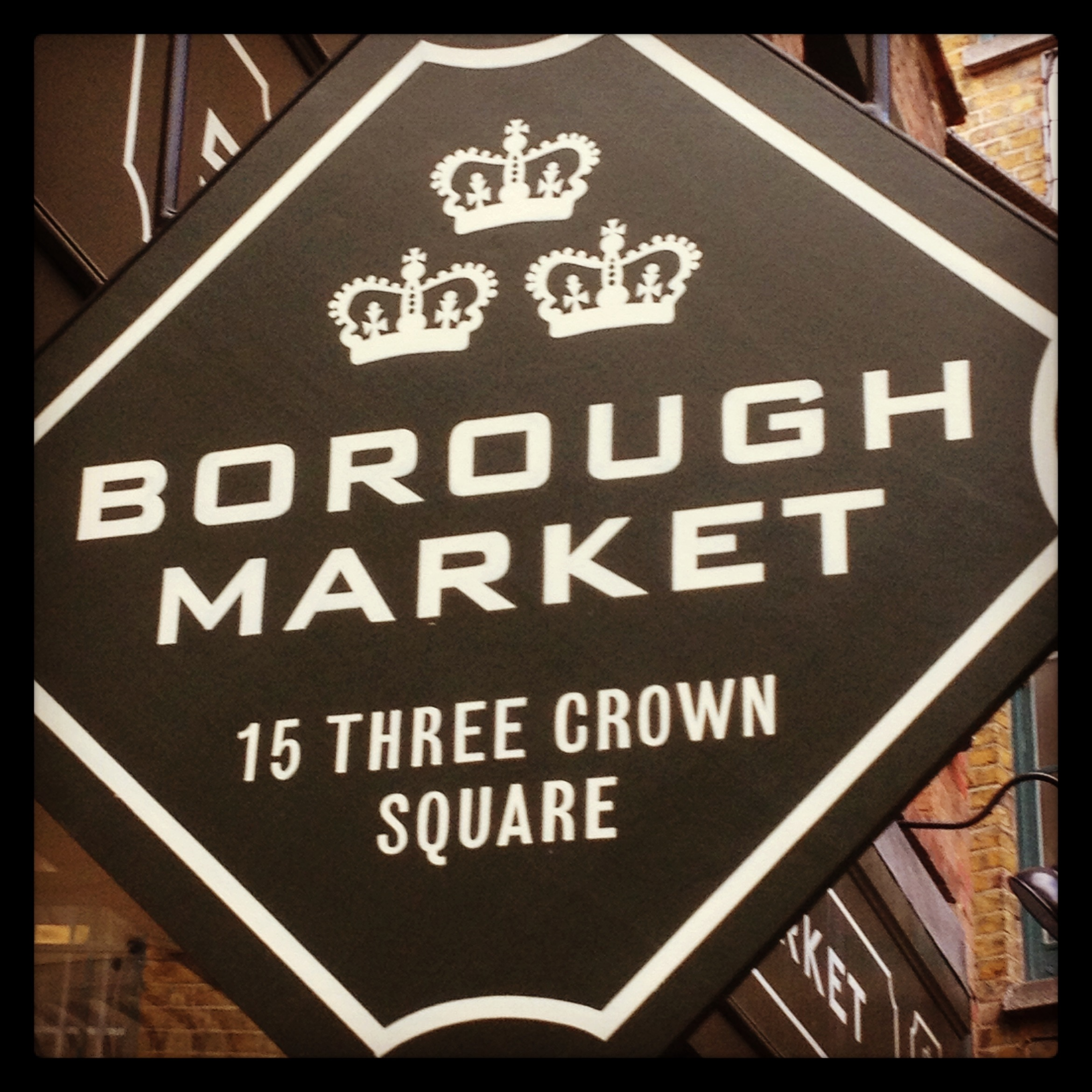 Foodie Paradise – Borough Market