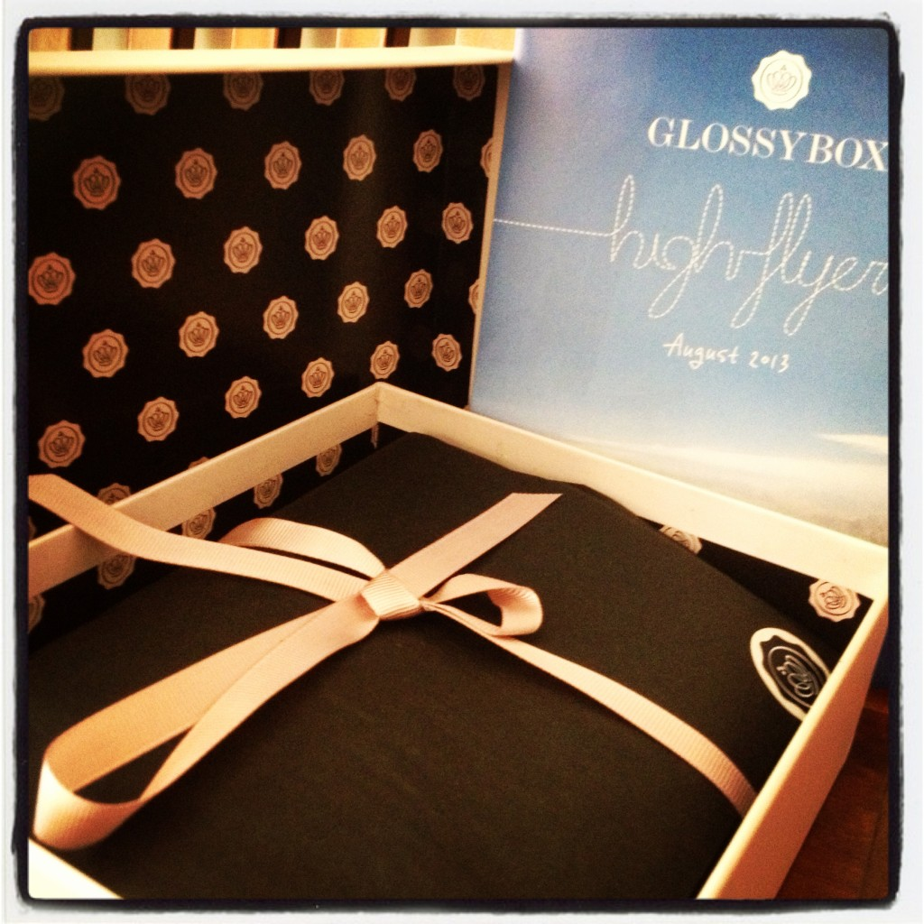 Glossybox High Flyers