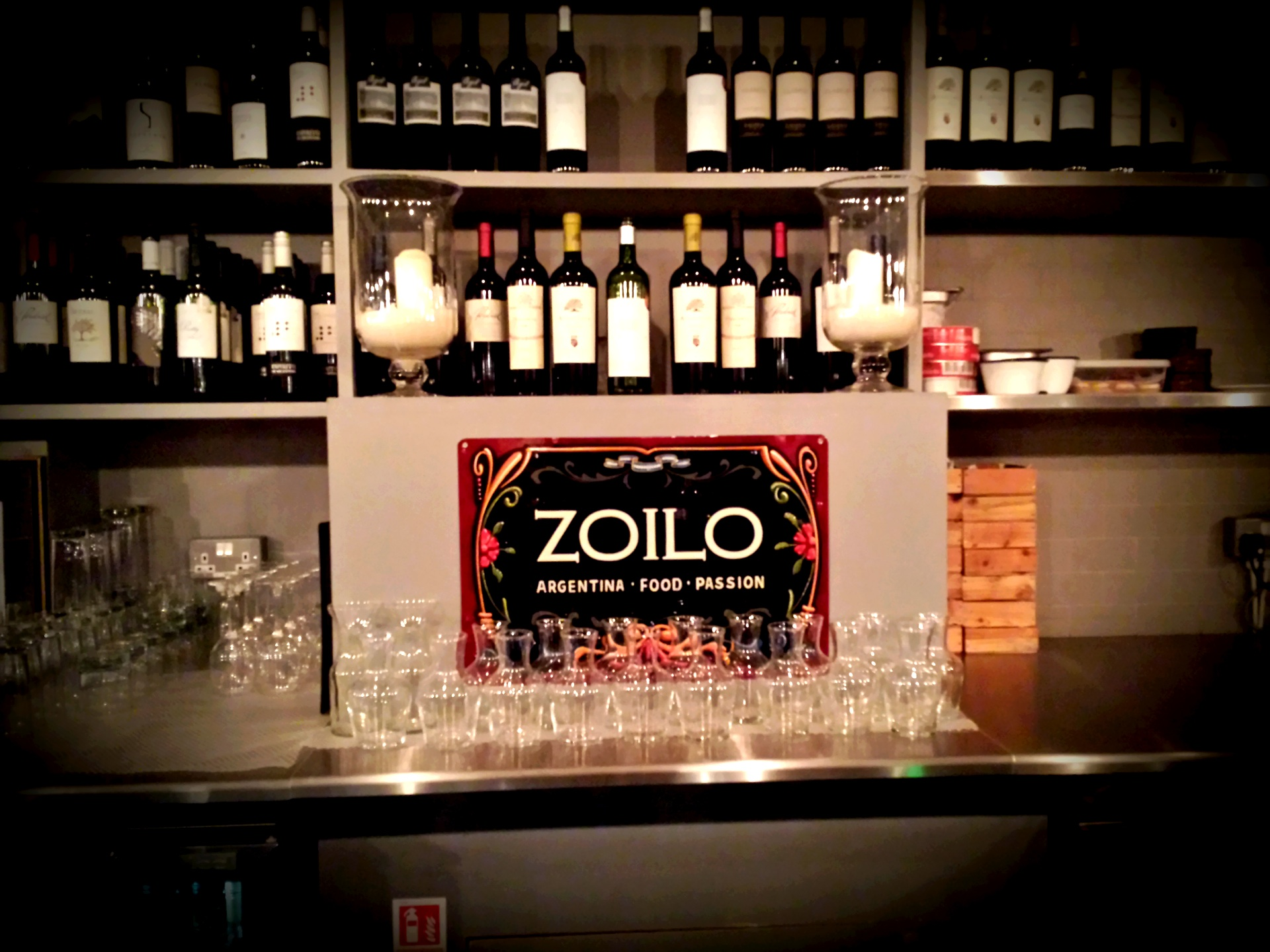 The Latest On My List Of Favourite London Restaurants Is Zoilo A Lovely Little Argentinian Restaurant By Renowned Chef Go Jacquet And Alberto Abbate