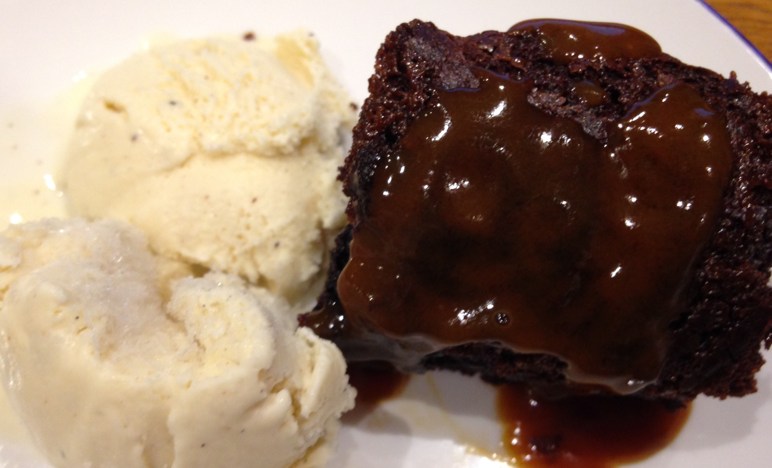 Nigella's 'Everyday' Brownies with Salted Caramel