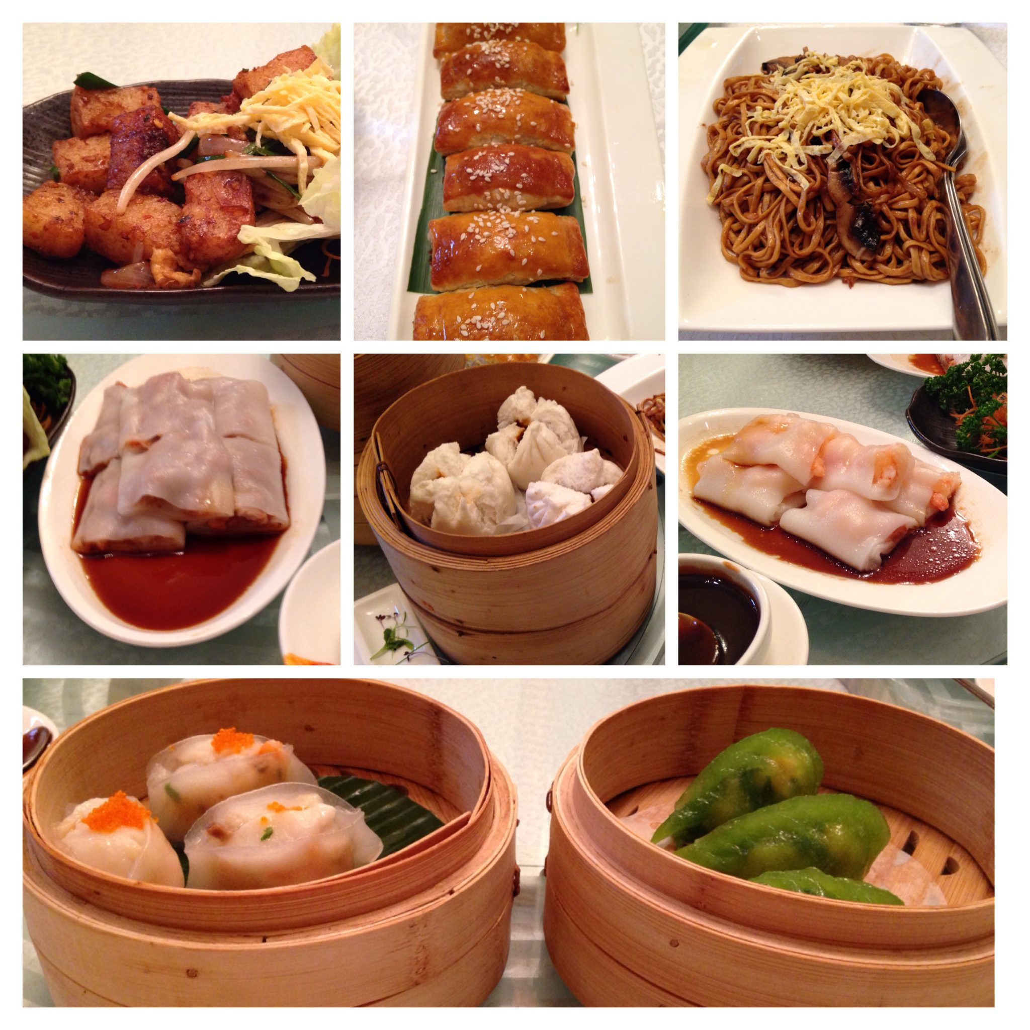 Chinese New Year: Dim Sum Feast at Grand Imperial